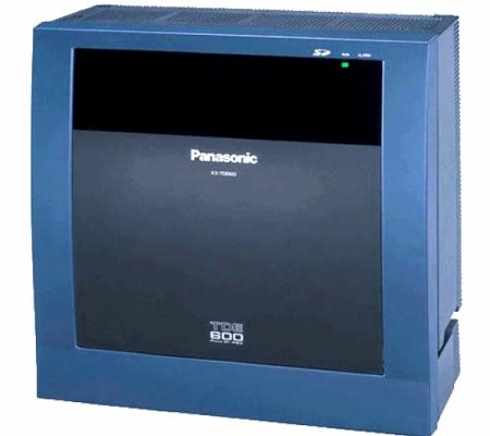 Central Telefónica Panasonic KX-TDE600
