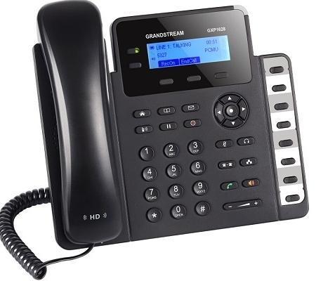 Teléfono IP SIP Grandstream GXP1628
