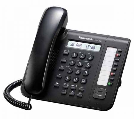Teléfono Panasonic KX-DT521